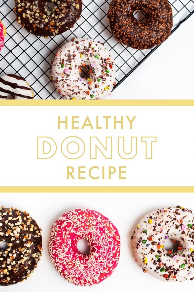Danette May Healthy Donut Recipe